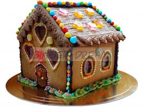 Пряничные домики Ginger Dream Сладкие подарки ручной работы